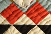 Pattern at Home / Mostly Quilts & Inspiration for Quilts