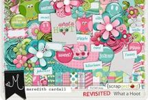Digiscrap - Meredith Cardall / All of the gorgeousness that Meredith Cardall Creates!