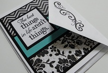 Cards & papercrafts / by Mackie Mack