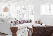 // Living Space / Inspiration for our new home / by Laurelyn Taglienti