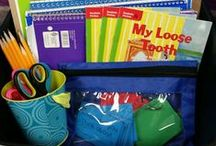Classroom Organization / This board features pins all about organizing your classroom.