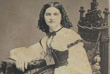 White Waist For 1860s / by Micaila Curtin