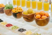 Eat, Drink and Be Merry / Great food and drink idea's for your next event!