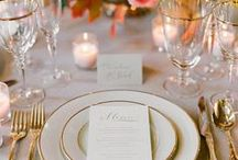 Table Settings / How to decorate your table for your next event!