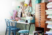 Little Home Office / by Isabel Johnson