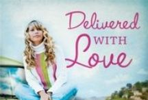 Novel: Delivered with Love / Contemporary Women's Fiction www.sherrykyle.com