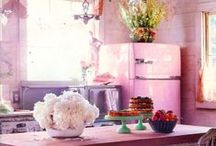 Kitschy kitchen / by Isabel Johnson
