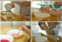 Oh Baby / Infant toddler activity ideas / by Isabel Johnson