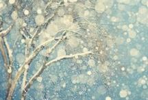 Let it Snow / Wintery landscapes  / by Isabel Johnson