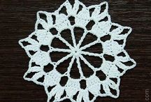 And More Crochet for Christmas / Snowflakes, snowflakes, snowflakes! / by Joyce Southerland