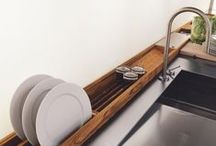 Kitchen. / // Stoves // Sinks // Storage // Islands // / by Leonard Lim