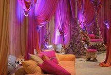 Indian/ Bollywood Theme Wedding / Shabs Wedding