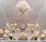 Sephora Grand Opening- Decor ideas / Inspiration for the Sephora grand opening holiday party on Powell
