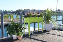 Balcony Gardens / Gardens for your balcony, patio or decking