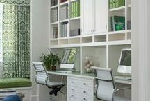 Home Office / Inspiration for a fabulous home office