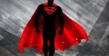 Super Heroes (marvel, DC comics)