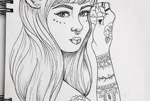 MY ARTWORK / My own original artwork