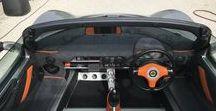 Lotus Elise 111 S Alcantara / Intérieur de cette Lotus Elise 111 S entièrement retravaillé en Alcantra by DIMENSYON