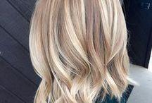 Haare  / Frisurideen