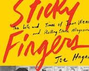 Life and Times of Jann Wenner and Rolling Stone Magazine / Rolling Stone covers and 60s and 70s celebrities and media figures. Images inspired by the newly published book Sticky Fingers by Joe Hagan. It's the biography of Rolling Stone publisher/founder Jann Wenner.