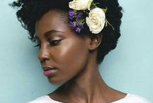 Natural Hairstyles for Short Hair / Finding hairstyle ideas for your short hair is no easy task, especially when it's 4c. Many of the styles on this board are quick and simple—perfect for your curls. Want more length? Visit www.naturalhairqueen.net to learn the secret to healthy growth and long natural hair.