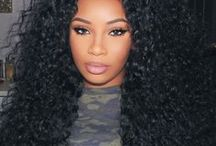 Half Wig Hairstyles / Looking for half wig hairstyles for your African American hair? This board will give you lots of ideas for making your half wig and quick weave hairstyles. You'll find both curly and straight half wig styles to wear over your natural hair. Visit www.naturalhairqueen.net to learn the secret to healthy growth and long natural hair.