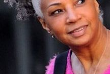 Natural Grey Hair Beauty / If you're going gray, you might be interested to see the grey hair transition of other African American queens. Grey hair with highlights and lowlights is fashionable for naturalistas over 50 and for ladies who just want a different look. Browse this page for natural grey hair inspirations. Visit www.naturalhairqueen.net to learn the secret to healthy growth and long natural hair.