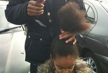 Fathers Doing Hair