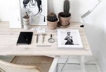 work space  // inspiration