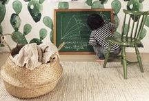 kid  // inspiration / kids rooms and decor