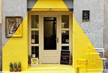 store & restaurant  // inspiration