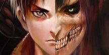 Attack on Titan / Attack on Titan fanart, products and merchandise. A board for all Attack on Titan fans!