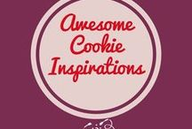 Cookie Inspiration for Cookie Fans / Lots of cookie pins of all flavors. Inspiring images of delicious cookies that just make you want to bake. Sugar free, Gluten free, Dairy free +more