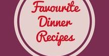 Favourite Dinner Recipes / Dinner Recipes pins that get you drooling...great recipes, great photos, great websites.