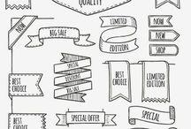 Gloria bullet journal / Tout pour vous aider a créer votre bullet journal