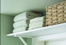 Organization / Practical (and ingenious!) ideas for real life storage & organization. / by Megan Felts Gill