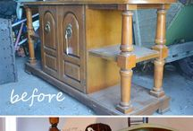 antique home ideas! / by Victoria Forester