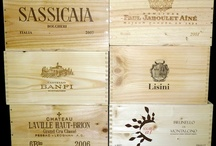 Original 6 Bottle Wine Box Pictures / Original 6 bottle wooden wine boxes hold (6) 750 ML bottles of wine, and and are crafted by premier wineries from different countries. Original wooden wine boxes are made to store and protect the finest wine. / by Wine Pine