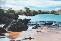 Hawaii / by Stacy Vosberg Fine Art
