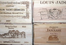 Original 12 bottle Wooden Wine Crates / by Wine Pine