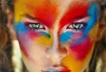 Hair & Make Up / by Caitlin Zrike