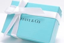 Tiffany & Co. / by Paulina Grace