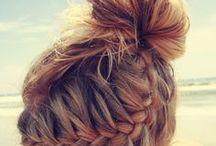 Hair. / by Tara Zschokke