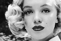 """Marilyn / """"I have feelings too. I am still human. All I want is to be loved, for myself and for my talent"""""""