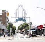 Queens / Emerge from any subway stop in Queens and you'll feel as though you're embarking on an international adventure. Queens is a collection of numerous neighborhoods overflowing with history and culture and  dining options.