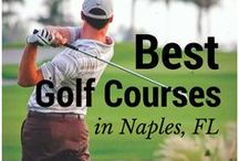 Naples & Marco Golf / If you want to play golf, the multitude of courses, as well as the great weather, make the Naples area a golf enthusiast's dream.