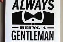 "My idea of a Man / There are so many man of all kinds. All are great. But what does it mean, ""to be a Man?"" ;)"