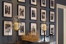 Interior Design / Interior design ideas for main living space.
