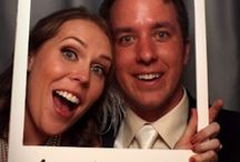 Wedding photo booth / by Linda Perkins