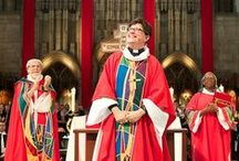 Installation of Presiding Bishop Elizabeth Eaton / by Evangelical Lutheran Church in America